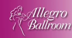 Private lessons with Ron Brown at the Allegro Ballroom