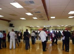 Chicago Style Steppin Group Classes
